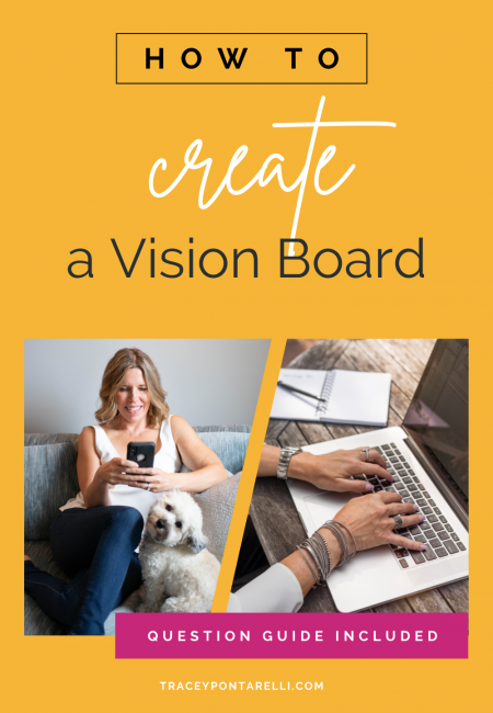 how to create a vision board_